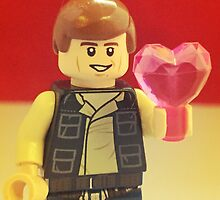 Han Solo Valentines by FendekNaughton