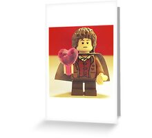 Frodo Valentines Greeting Card