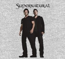 The Winchester Bros [SPN] by ANamelessPerson
