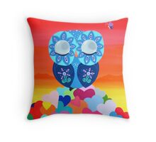 Love Meditations Throw Pillow