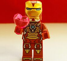 Iron-Man Valentines by FendekNaughton