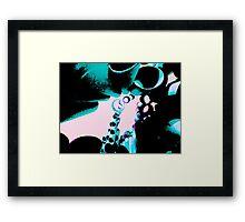 Tubes - MaraMora Framed Print