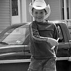 little cowboy by Leah wilson