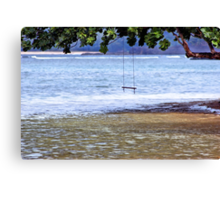 Anini Beach - Kauai Canvas Print