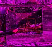 Charred Remains 2 by Jesse Schilling