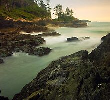 Pacific Rim National Park, Tofino, British Columbia by Ryan Watts