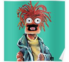 Pepe The King Prawn Fan Art The Muppets Poster