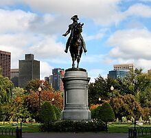 Boston Common by DJ Florek
