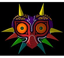 Majora's Mask Cell Shaded Photographic Print