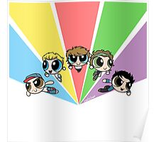 Powerpuff!Direction Poster