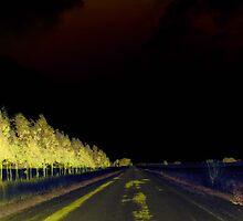 Road Knight by retsilla