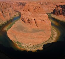 Horseshoe Bend by Andy Mueller