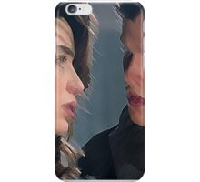 Scallison [Dead Can't Tear Us Apart] iPhone Case/Skin