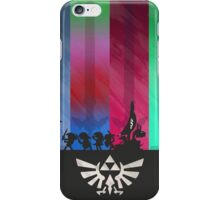 Hyrulian Warriors iPhone Case/Skin