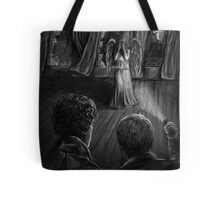 Whatever You Do John, Don't Blink Tote Bag