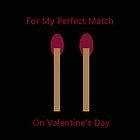 Perfect Match by CreativeEm