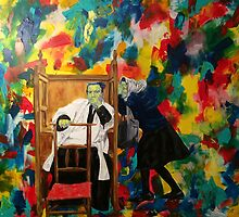 The Sacrament of Penance and Reconciliation. by Antonimo