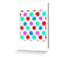 stary Greeting Card
