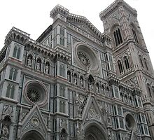 florence duomo by bexlynne