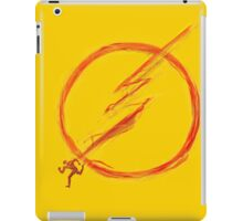 speed lightning iPad Case/Skin