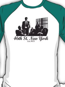 46th St. New York T-Shirt