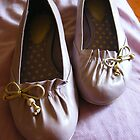 Lavender Shoes by maiaji