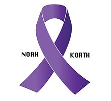 Noah Korth Ribbon by BrandoKorth3