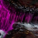 Pink Fountain 3 by TerraChild