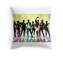 Reach Out For The Truth Throw Pillow