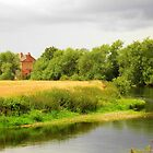 Peaceful River by karenlynda