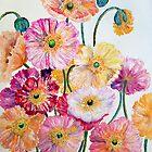 Poppies by Deborah Conroy