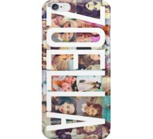 Zoella / Zoe Sugg Circle Collage iPhone Case/Skin