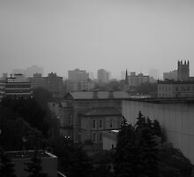 ottawa gloom  by Jenna Kotsopoulos