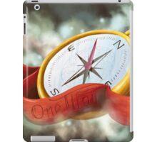 One Way iPad Case/Skin