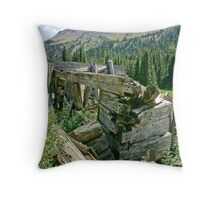 Miner's Legacy #1 Throw Pillow