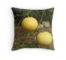 Mouth watering Throw Pillow