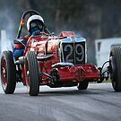 Vintage Burnout! by Graham Jones