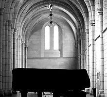 Silent music by Simon Fallon