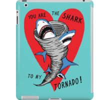 Shark To My Tornado iPad Case/Skin