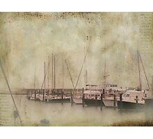 On The Waterfront Photographic Print