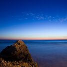 Indian Ocean at Dusk by Mark McClare