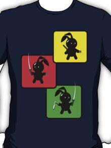 Beware the Wabbit Ninjas! T-Shirt