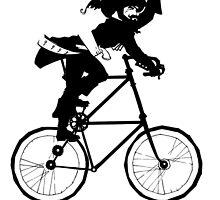 The Pirate Tall Bike by grosvenordesign
