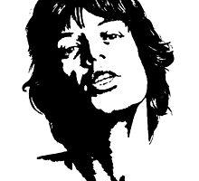 Mick Jagger by Lisa  Schumacher