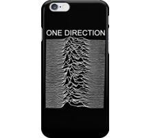 One Direction x Joy Division iPhone Case/Skin