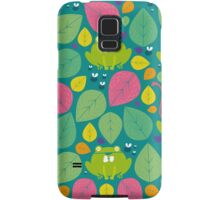 Frog Pattern Samsung Galaxy Case/Skin
