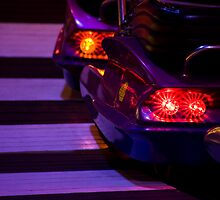 Bumper Cars by Tom Allen