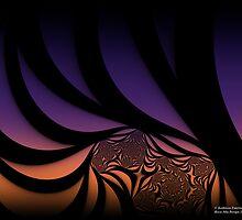 Minimalist Sunset by rocamiadesign