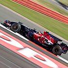 Torro Rosso - Silverstone 2008 by Tom Allen