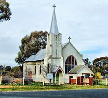st james church greenethorpe nsw by geoffgrattan